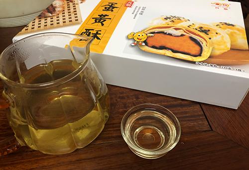 广西蛋黄酥